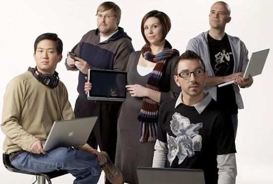 Bloggers Profesionales que son pacientes con su trabajo y con las ganancias