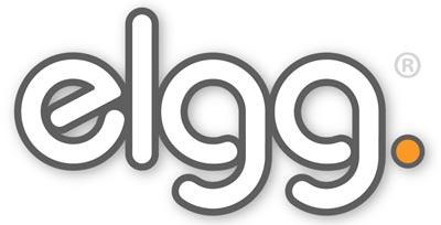 Logotipo de Elgg un CMS enfocado a la creación de comunidades