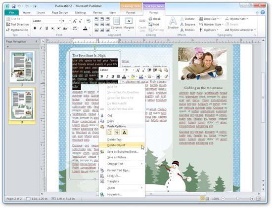 Microsoft Publisher, apuesta de Redmont por el diseño gráfico para niños