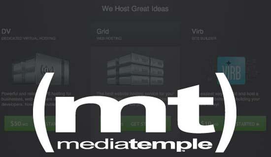 MediaTemple Servidores dedicados para bloggers