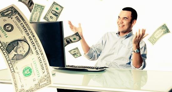 Ganar dinero en línea es fácil pero hay que trabajar duro y ser constantes