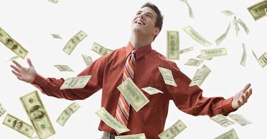 Dinero fácil y rápido en Internet, anuncios que ofrecen generar riqueza en línea