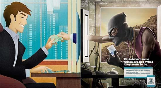 Debemos cuidarnos de las estafas online, de gente que vende las claves del éxito en Internet