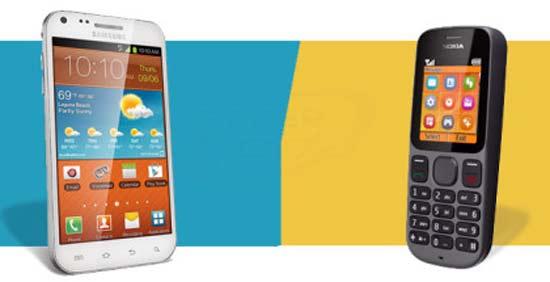 Smartphones vs Móviles clásicos de sistema cerrado