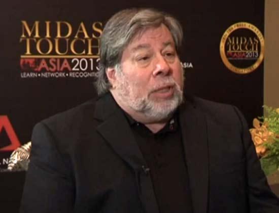Steve Wozniak dice que Apple debe hacer un smartphone que no se llame iPhone y buscar nuevos nichos de mercado