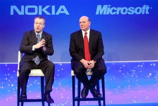Steve Ballmer contento con la compra de Nokia a pesar que pronto dejará Microsoft