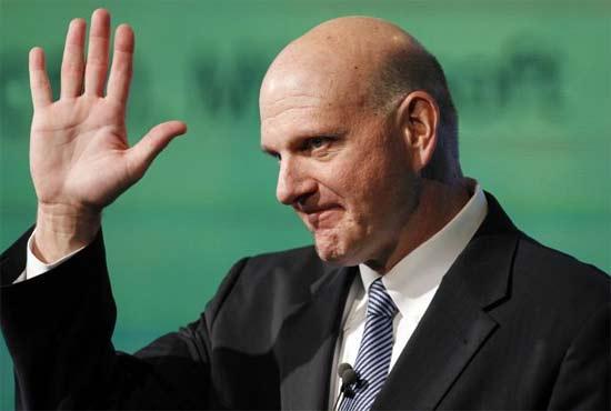 Steve Ballmer se resigna a retirarse y deja de ser CEO de Microsoft