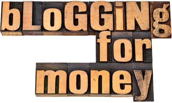 Bloggers trabajando por dinero o por reputación.