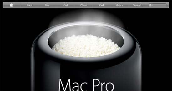 Mac Pro cilíndrico, un nuevo ordenador de Apple para profesionales del video