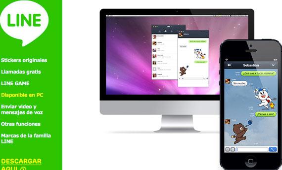 Line es una opción para dejar WhatsApp y empezar a utilizar otra plataforma
