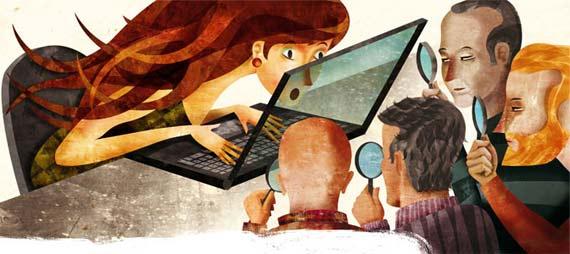 Privacidad en Internet no existe, ya que las empresas espían nuestra actividad