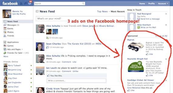 Publicidad de Facebook cada vez más certera