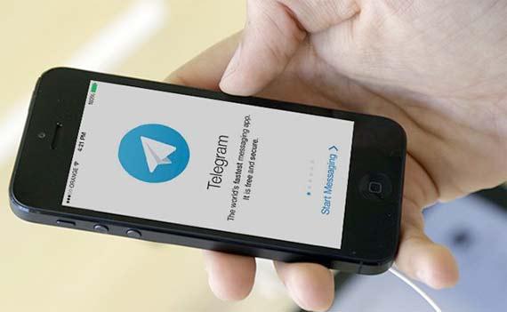 Telegram es un sistema seguro para enviar mensajes