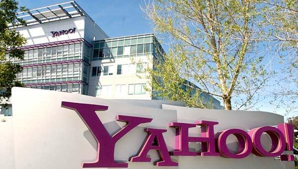 Oficinas de Yahoo! en donde trabaja Marissa Mayer