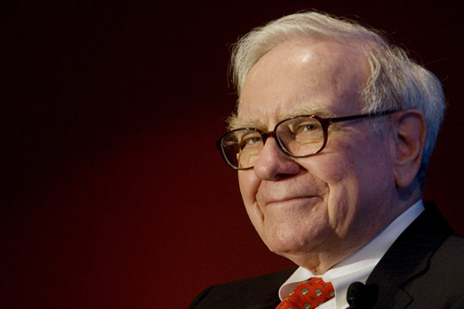 Warren Buffet el gran