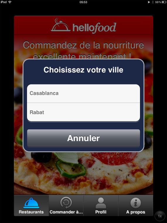 hellofood esta disponible para iOS. No te pierdas la oportunidad de comer de manera diferente