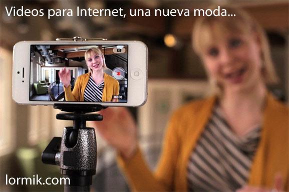 Como hacer videos para Internet y editarlos de forma creativa