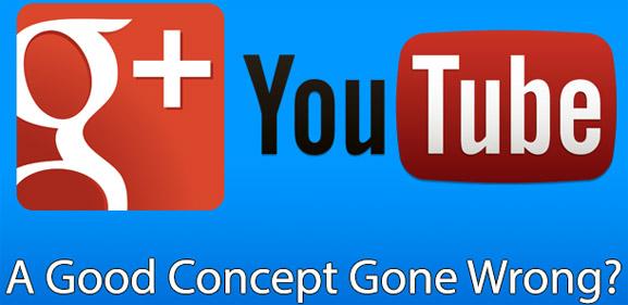 Google + se separa de Youtube y los usuarios festejan