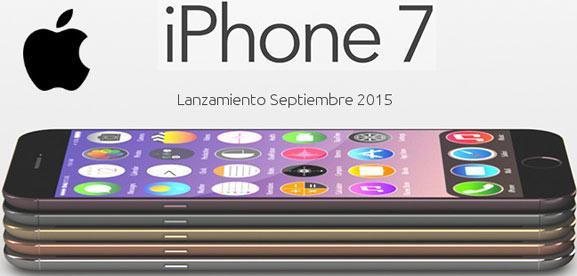 iPhone 7 o iPhone 6S, la novedad de Apple este 2015