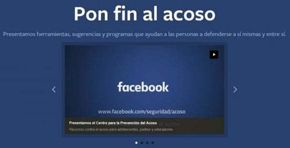 Facebook anti Bullying quiere erradicar el acoso