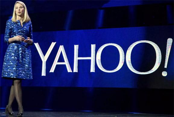 Marissa Mayer CEO de Yahoo podría ser despedida