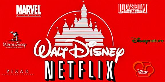Netflix se queda sin Disney como aliado