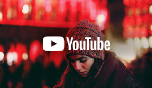 Utilización del logo de Youtube dentro de la plataforma