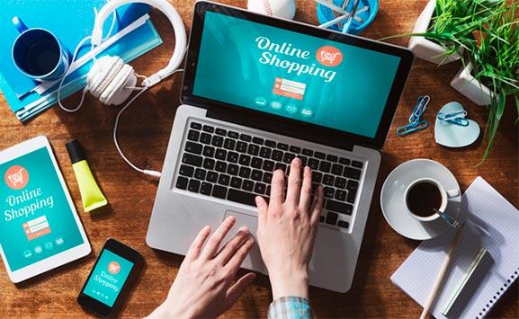 Comercio electrónico, la rapidez constante