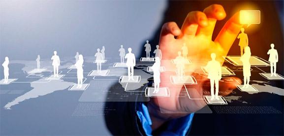 Plataforma para trabajar una empresa